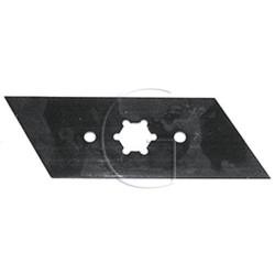 Lame scarificateur BRILL-GARDENA  E35, E40, B40 VERTICUT 350E
