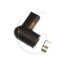 Antiparasite - Connecteur de bougie UNIVERSEL non déparasité avec borne fixe 5 mm