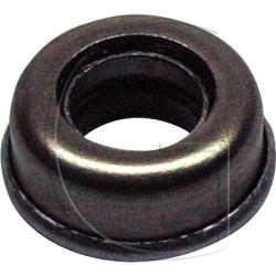 roulements roues Hauteur : 12,50 mm     Diamètre intérieur : 14,70 mm     Diamètre extérieur : 27,00 mm