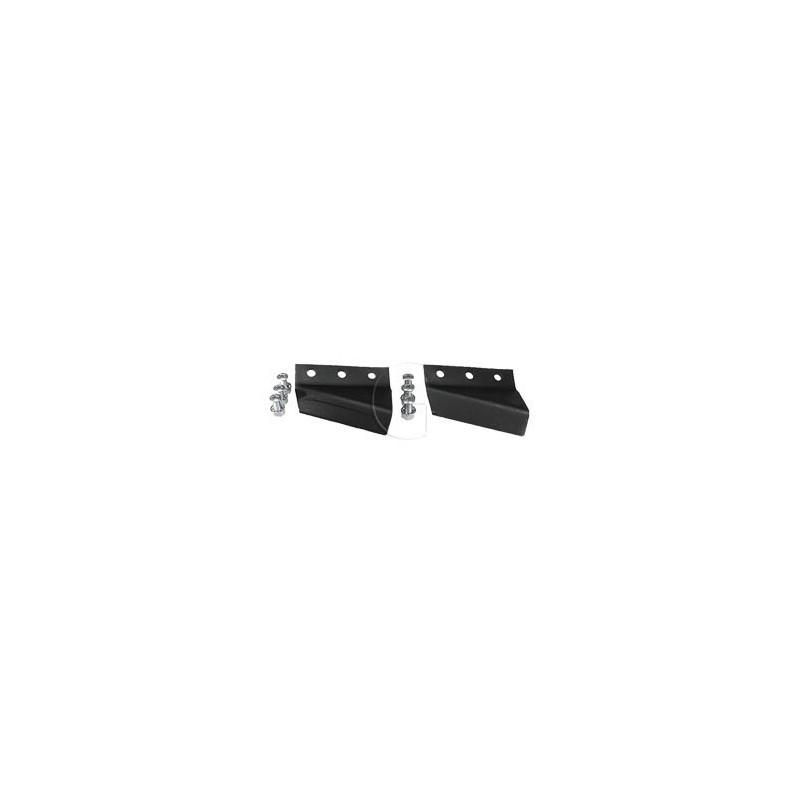 Lame de tondeuse SNAPPER N°ORIGINE : 60480 POUR MODELE : ROTATIVE : 0101-01060 0101-01098 0101-01103