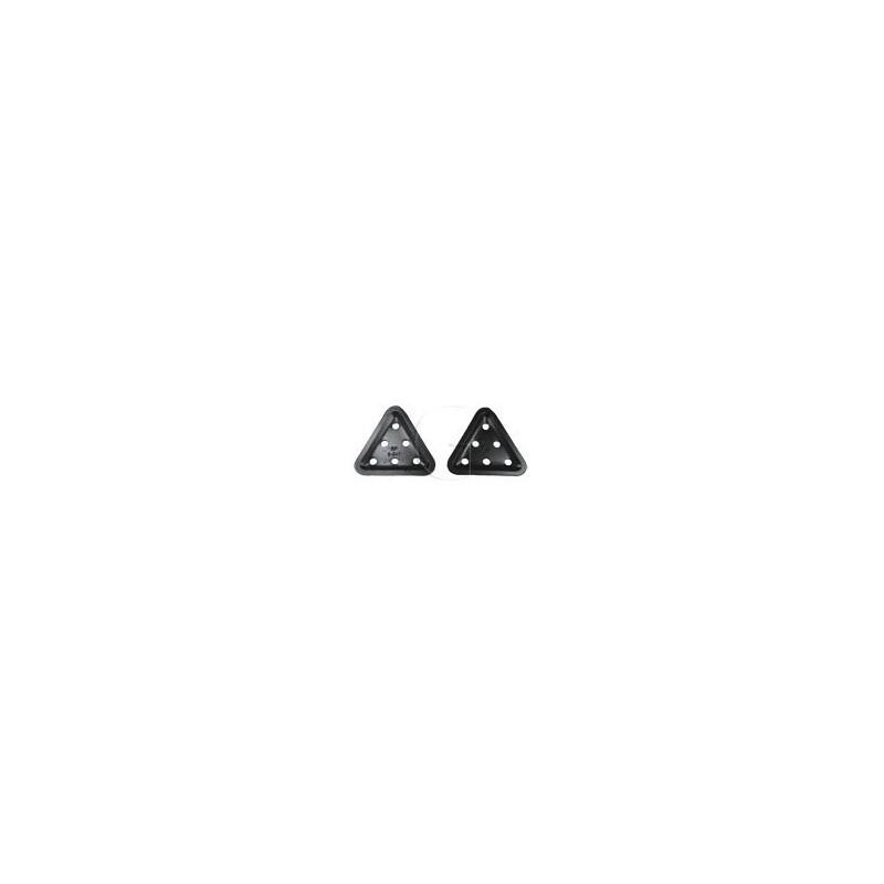 Lame de tondeuse Kynast N°ORIGINE : 1.2.19-829 POUR MODELE : AVEC BOULONS