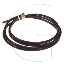 Câble de batterie noir longueur 3,5m