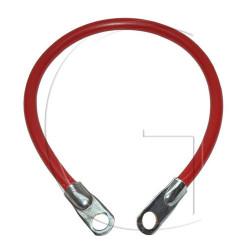 Câble de batterie rouge longueur 40cm