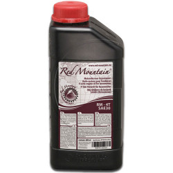 Huile Red Mountain 4 temps SAE 30 600ml