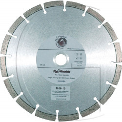 Disque diamant, soudage laser Ø 230mm x 22,23mm