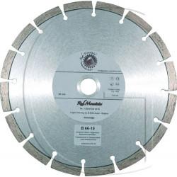 Disque diamant, soudage laser Ø 400mm x 25,4mm