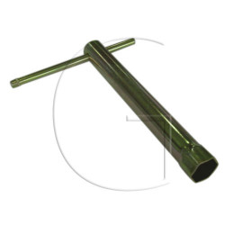 Clé à bougie UNIVERSEL longueur 190mm / Ø21 mm
