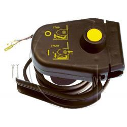 Interrupteur automatique pour tondeuse électrique 10 AMP
