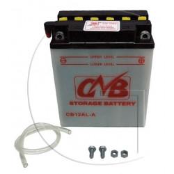 Batterie 12 volts 12 Ampères CB12AL-A