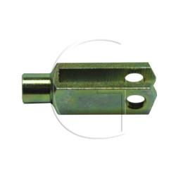 Fourche pour ressort à gaz CASTEL GARDEN pour mod TC92 TC102 TC122