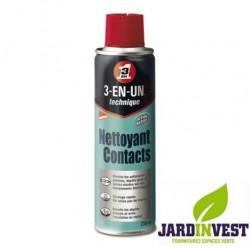 Nettoyant pour contact 3-EN-UN aerosol de 250 ML