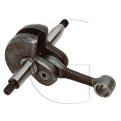 Vilebrequin tronconneuse STIHL FR450 FR480 FS400 FS450 FS480 SP400 SP450