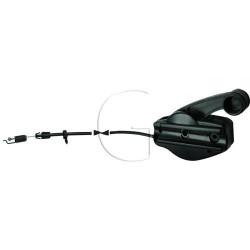 Cable d'accélérateur HUSQVARNA remplace origine 532184588 pour modeles BH55Y21RHA LM2155MD J55SL JET 55