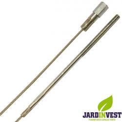Cable de direction STIGA remplace origine 1134-2032-04 pour modeles Ready 2105M 2125M 2125H 2135H Villa 12 Villa 12HST