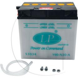 Batterie 53034 U1-54M 12 Volts 25 Ampères