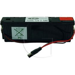 Batterie tondeuse BRIGGS & STRATTON 12 Volts 2,5 Ampères