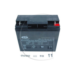 Batterie ROBOMOW 12V 18AH Type AGM Cycle