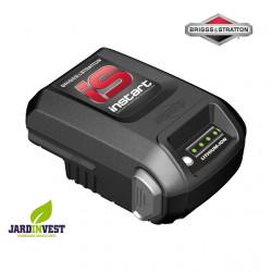 Batterie BRIGGS & STRATTON pour tondeuse Instart IS
