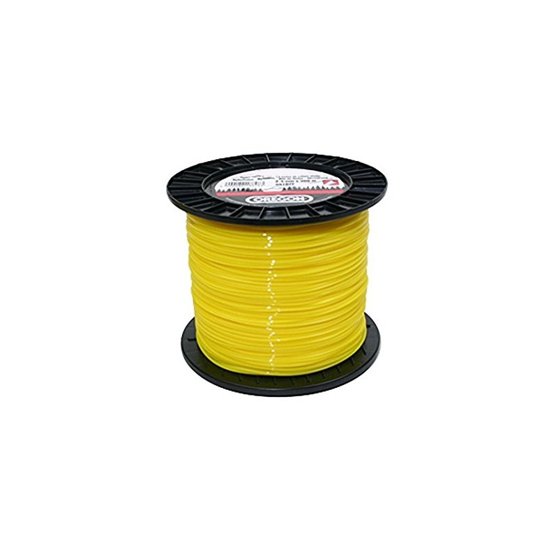 Fil débroussailleuse Roundline Yellow - 2.40mm x 360m
