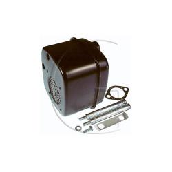 Pot d'échappement briggs & stratton N°ORIGINE : 393615 POUR MODELE : 5HP TIGE VERTICALE