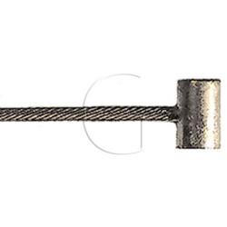 Cable motoculture UNIVERSEL 2 m x Ø 1,5 mm