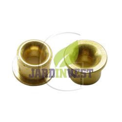 Oeillets de tête à fil nylon universel Ø ext 12.7 mm / Ø int 4.5 mm
