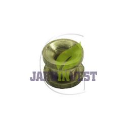 Oeillets de tête à fil nylon universe: P120 Ø ext 11.9 mm / Ø int 4.3 mm