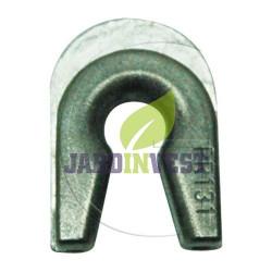 Oeillet de tête à fil nylon HUSQVARNA 505496401