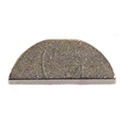 Clavette d'arbre de lame tondeuse 15.87mm X 3.17mm