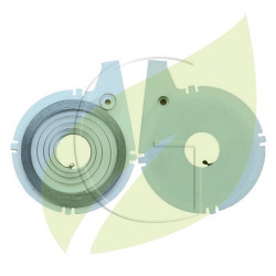 Ressort lanceur tronconneuse DOLMAR PC6212, PC6214, PC6412, PC6414, PC7314
