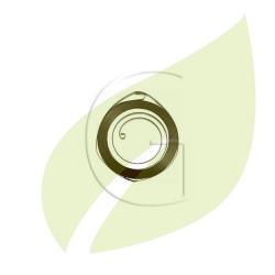 Ressort lanceur tronconneuse GREEN MACHINE 1700,2100,2200, 170032