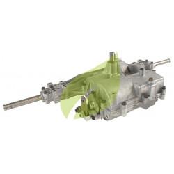 Boitier Transmission mécanique pour tondeuses autoportées PEERLESS modèle MST 203-569, 3 vitesses avant + marche arrière