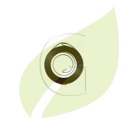 Ressort lanceur tronconneuse GREEN MACHINE 2600, 4600, 4800, 260155
