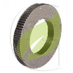 Bague de réduction pour lames de tondeuse de Ø25.4 en Ø19mm