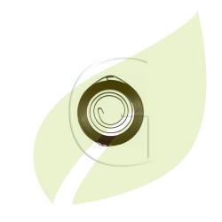 Ressort lanceur tronconneuse HOFFCO JP340, JP750 501706701