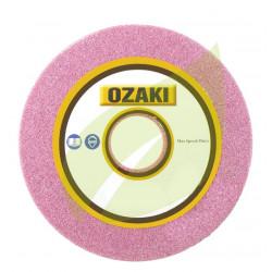 Meule d'affutage OZAKI Ø100mm épaisseur 3.2 mm alésage Ø10 mm