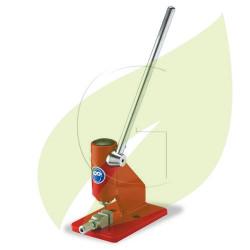 Dériveteuse d'atelier pour chaine de tronconneuse