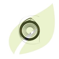 Ressort lanceur tronconneuse HUSQVARNA 61, 162, 182, 266, 268, 272