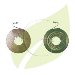 Ressort  lanceur tronconneuse STIHL FS280 K, FS026, FS028