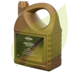 Huile tondeuse synthetique premium long life 5W30 BRIGGS & STRATTON 5L