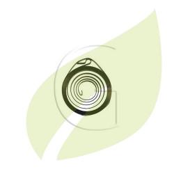 Ressort lanceur tondeuse TECUMSEH POUR LANCEUR VERTICAL 2817-17119