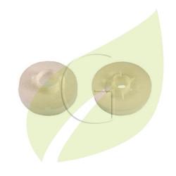 Poulie de lanceur débroussailleuses ECHO SRM2400, SRM2410, 177215-42030