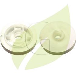 Poulie de lanceur tronconneuses HOMELITE CSP4016, CSP4518, CSP4520
