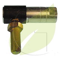 Rotule de direction tondeuse hauteur 24,35 mm