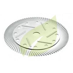 Disque WEEDER 230mm pour débroussailleuse