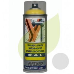 Bombe de peinture ALU BLANC aérosol 400 ml