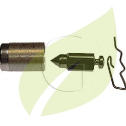 Kit pointeau et siège pour carburateur BRIGGS ET STRATTON 394682