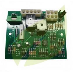 Platine électronique GGP, CASTELGARDEN, STIGA 25722417/, 125722417/1