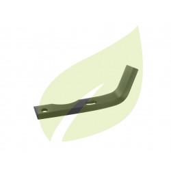 Couteau de fraise droit motobineuse AGRIA 1100