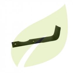 Couteau de fraise droit motobineuse AGRIA 1250-172-22